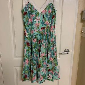 Hell Bunny Vixen dress